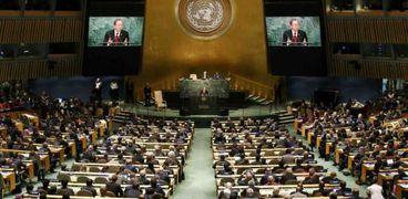 الجمعية العامة للأمم المتحدة انتخبت الإمارات عضوا غير دائم في مجلس الأمن