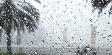 سقوط أمطار على لاسواحل الشمالية الغربية