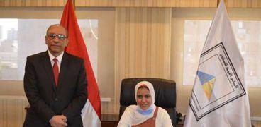 شروق تدير ملف السكان وبجوراها نائب وزير الصحة لشئون السكان