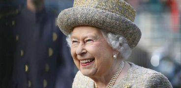 الملكة إليزابيث الثانية ملكة بريطانيا