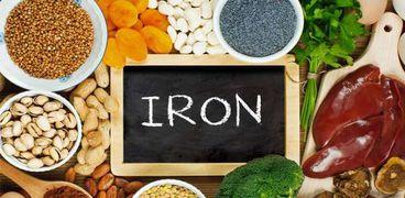 الحديد مسؤول عن مرض الإنيميا ويعاني منه عدد كبير من الناس
