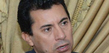 الدكتور أشرف صبحى ..وزير الشباب والرياضة