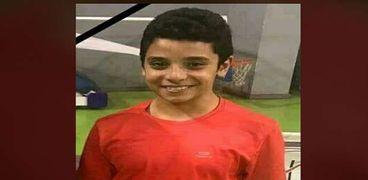 الطفل عمر المتوفي