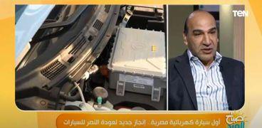 منتصر زيتون عضو مجلس إدارة رابطة تجار سيارات مصر وعضو الشعبة العامة للسيارات