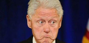 الرئيس الأمريكي السابق بيل كلينتون