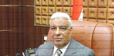 اللواء فريد مصطفي،مدير أمن كفر الشيخ