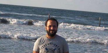 الطبيب محمد الجندي المتوفي بفيروس كورونا