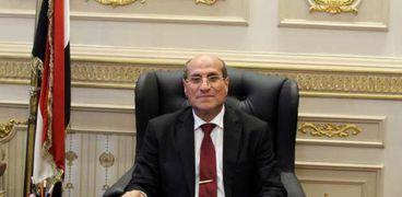المستشار عبد الله عمر شويضة رئيس مجلس القضاء الأعلى