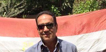 وحيد عاصم عضو مجلس ادارة الاتحاد المصرى للغرف السياحية