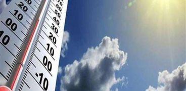 ارتفاع درجات الحرارة