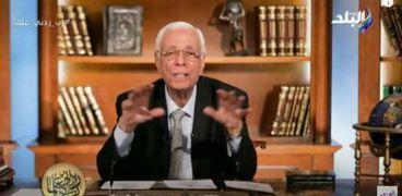 الدكتور حسام موافي.. أستاذ طب الحالات الحرجة بالقصر العيني