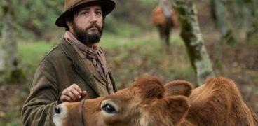 مشهد من فيلم First Cow