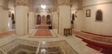 الانتهاء من ترميم ثلاثة أديرة في مدينة نقاده بمحافظة قنا