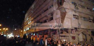 حادث تفجير مديرية امن الدقهلية - أرشيقية