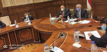 وزير الخارجية أمام لجنة الشئون الخارجية بمجلس النواب