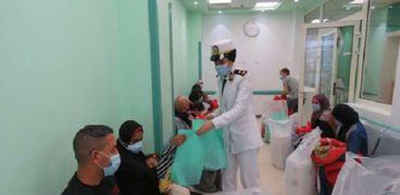 «الداخلية» تُشارك الأطفال المرضى بالمستشفيات الاحتفال بشهر رمضان