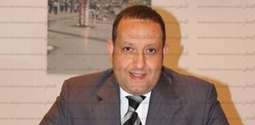 النائب الدكتور محمد عبد الغنى عضو مجلس النواب الحالى