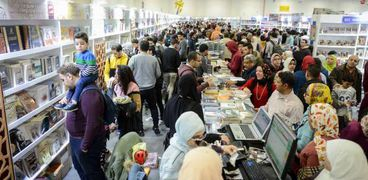 معرض القاهرة الدولي للكتاب- أرشيفية