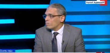 أحمد منصور، الأمين العام لهيئة البريد المصري