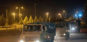 العمليات العسكرية بشمال سورية
