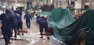 عمليات التعقيم والرش في السعودية