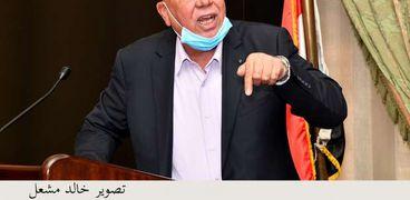 الدكتور أشرف حاتم رئيس لجنة الصحة