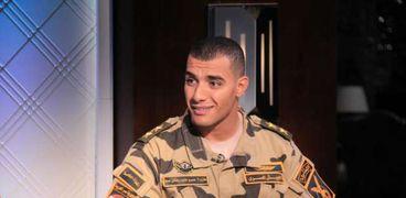 الملازم أول عمرو عابد