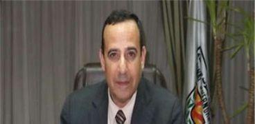 اللواء محمد عبدالفضيل شوشة محافظ شمال سيناء