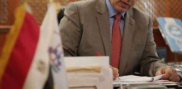 الدكتور محمد سعفان.. وزير القوى العاملة