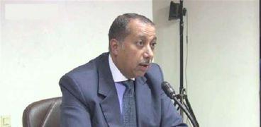حسن حسين رئيس لجنة البنوك والبورصة بجمعية