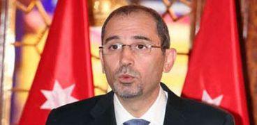 أيمن الصفدي وزير خارجية الأردن