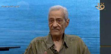 الفنان نبيل مبروك أقدم راقصي فرقة رضا