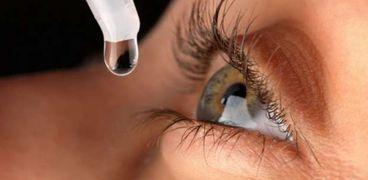 علاج جفاف العينين
