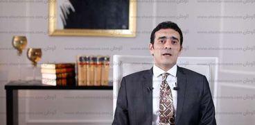 المحامى طارق جميل سعيد