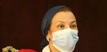 د.ياسمين فؤاد وزيرة البيئة