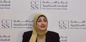 الدكتورة دينا محمد عبده