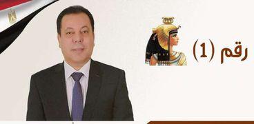 مرشح القائمة عبد الله أحمد عبد الله