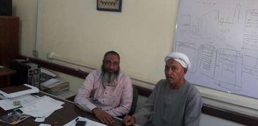 الدكتور احمد ابراهيم يونس مدير الطب الوقائي بالاقصر