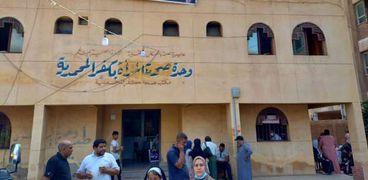 قافلة طبية في كفر المحمدية