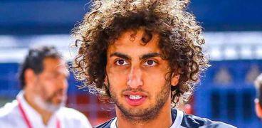 عمرو وردة لاعب نادي باوك اليوناني