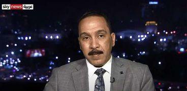 محمد عبدالفتاح رئيس الإدارة المركزية للشئون الوقائية بوزارة الصحة