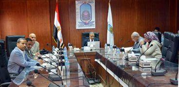 مجلس جامعة الأقصر- أرشيفية