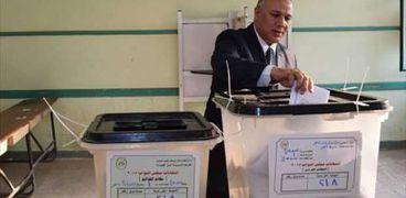 نبيل نور الدين عبد اللاه ، رئيس جامعة سوهاج