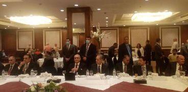 احتفالية حزب الوفد بمناسبة ذكرى احتفالات ذكرى انتصارات أكتوبر المجيد