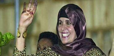 صفية فركاش زوجة القذافي