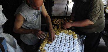 صاحب مخبز وادي النيل في منطقة الحضرة فى الإسكندرية
