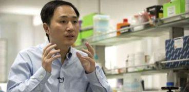 """الباحث الصيني """"خه جيان كوي"""""""