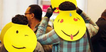 فعاليات مهرجان الضحك فى الشوارع