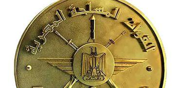 لوجو القوات المسلحة المصرية