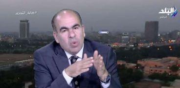 الدكتور ياسر الهضيبي، نائب رئيس حزب الوفد